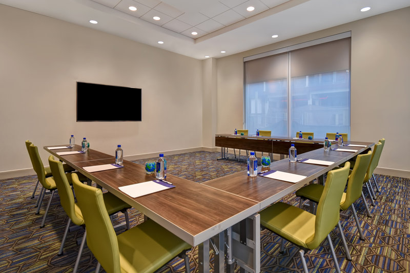 Holiday Inn Express and Suites Galveston Beach-Meeting Room- Host your next beachfront meeting with us!<br/>Image from Leonardo