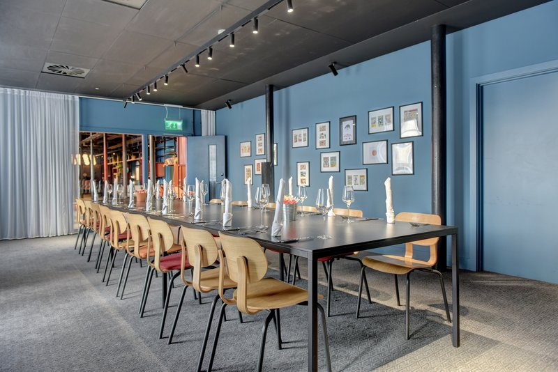 Hotel Indigo Dundee-Meeting Room<br/>Image from Leonardo