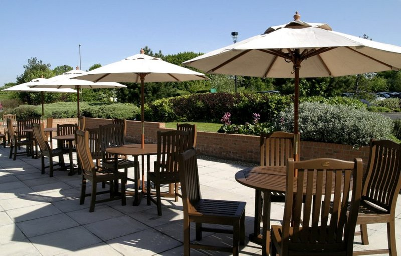 Holiday Inn Fareham - Solent-Guest Patio<br/>Image from Leonardo
