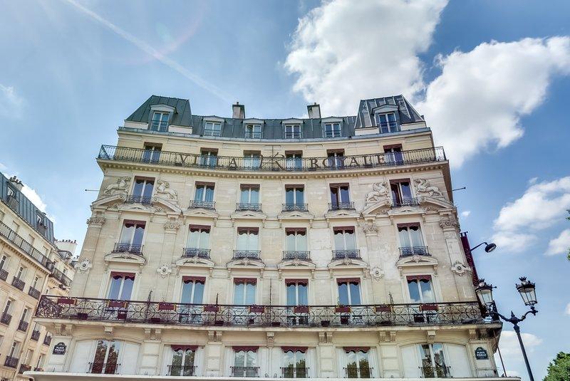 Aparthotel Pavillon Courcelles Parc Monceau-Exterior<br/>Image from Leonardo