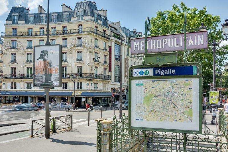 Aparthotel Pavillon Courcelles Parc Monceau-Recreational Facilities<br/>Image from Leonardo