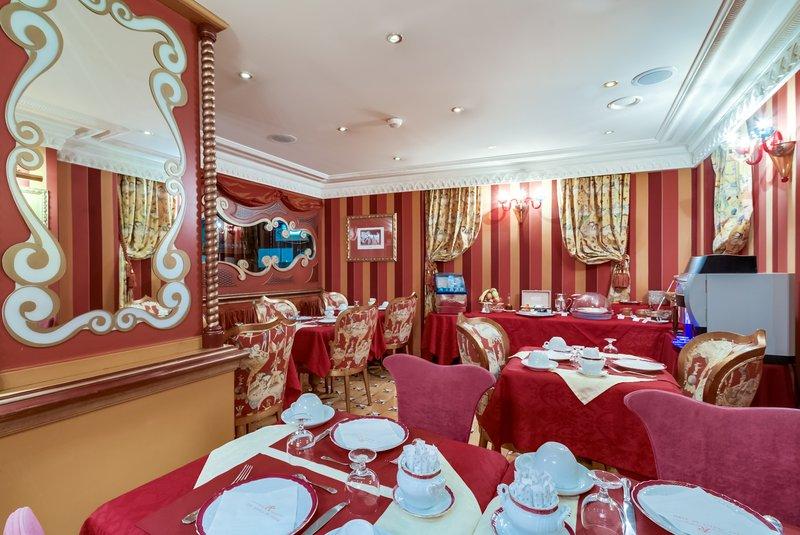 Aparthotel Pavillon Courcelles Parc Monceau-Restaurant<br/>Image from Leonardo