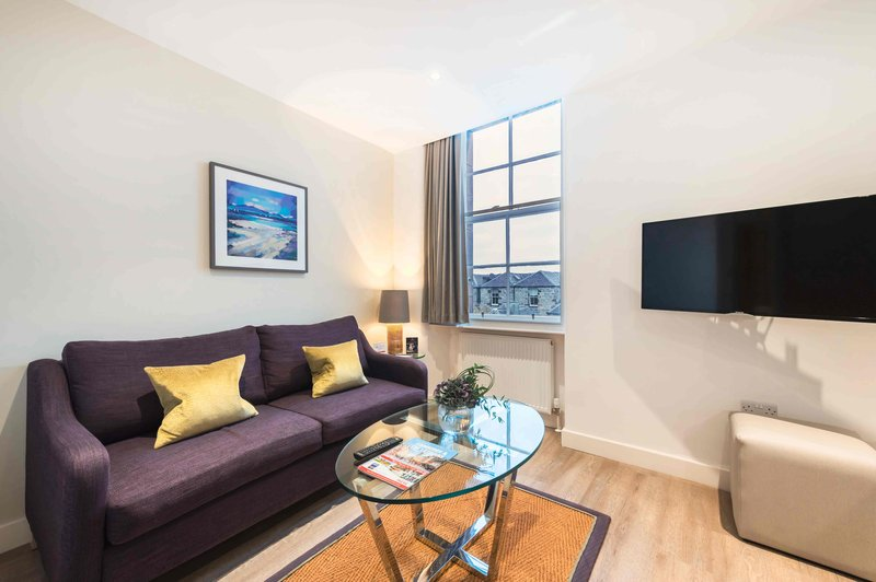 Braid Apartments by Mansley -Lounge<br/>Image from Leonardo