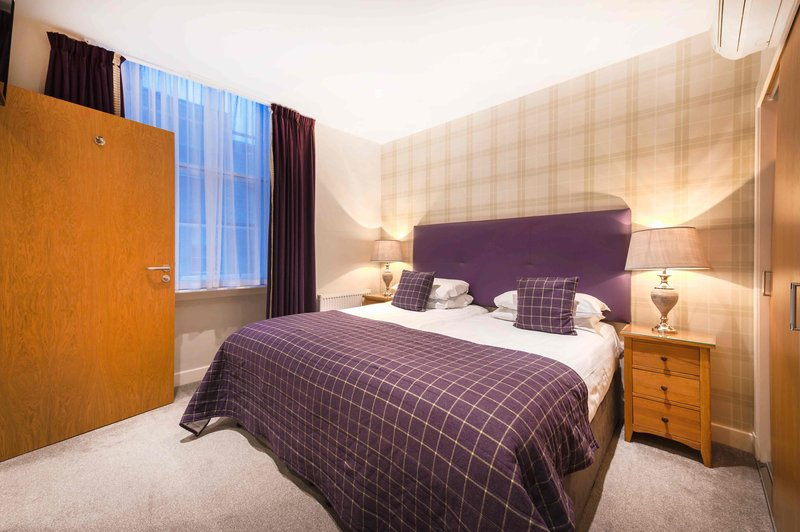 Braid Apartments by Mansley -Guest Room<br/>Image from Leonardo