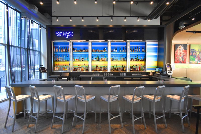 Aloft Minneapolis-W xyz Bar<br/>Image from Leonardo