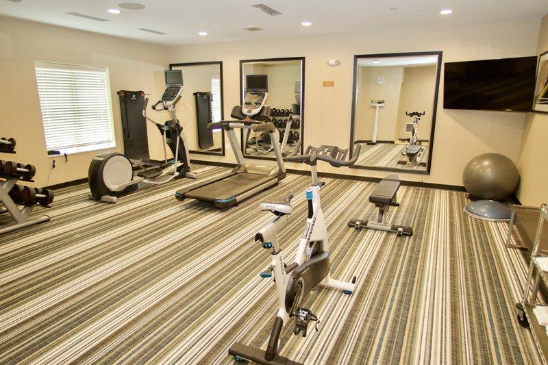 Candlewood Suites Dumfries Quantico-Fitness Center<br/>Image from Leonardo
