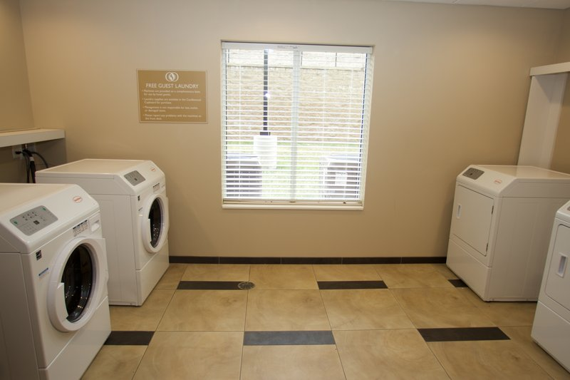 Candlewood Suites Dumfries Quantico-Free Guest Laundry<br/>Image from Leonardo