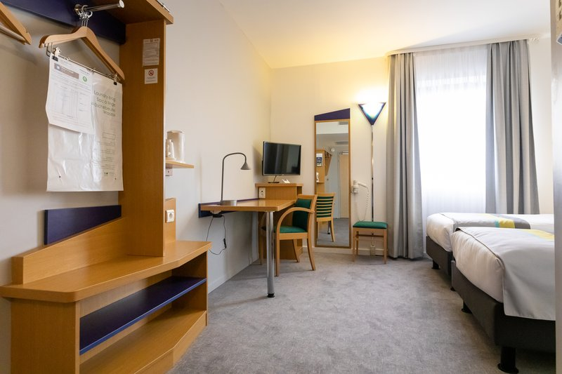 Holiday Inn Express Arras-Twin bedded room renovated<br/>Image from Leonardo
