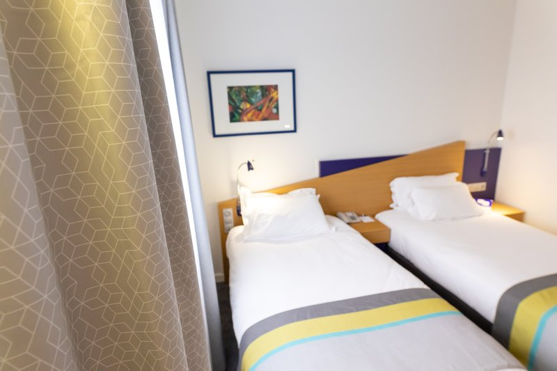 Holiday Inn Express Arras-Twin room at the Holiday Inn Express Arras<br/>Image from Leonardo