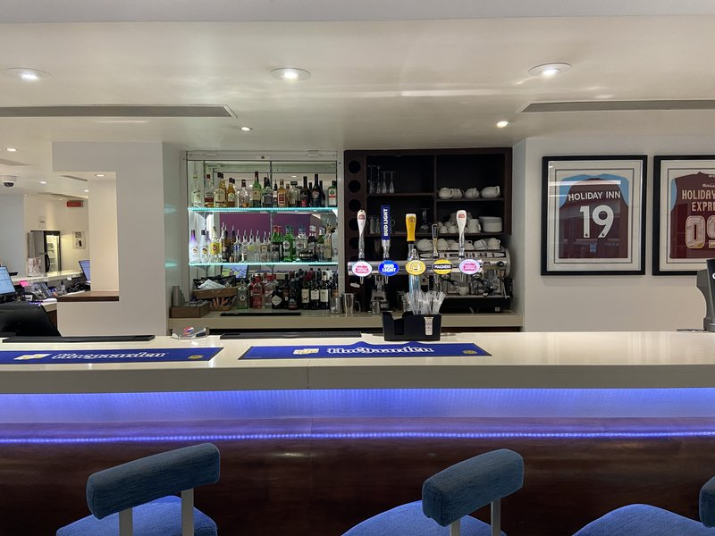 Holiday Inn Express Burnley M65, Jct.10-Lobby Bar<br/>Image from Leonardo