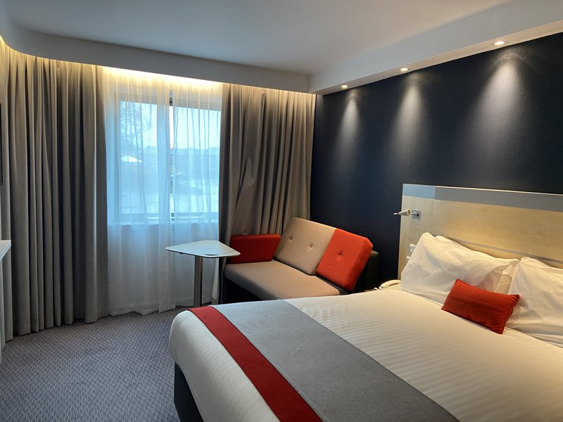 Holiday Inn Express Burnley M65, Jct.10-Double Bed Guest Room<br/>Image from Leonardo