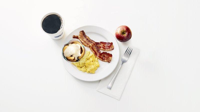 Holiday Inn Express Kingston West-Breakfast<br/>Image from Leonardo