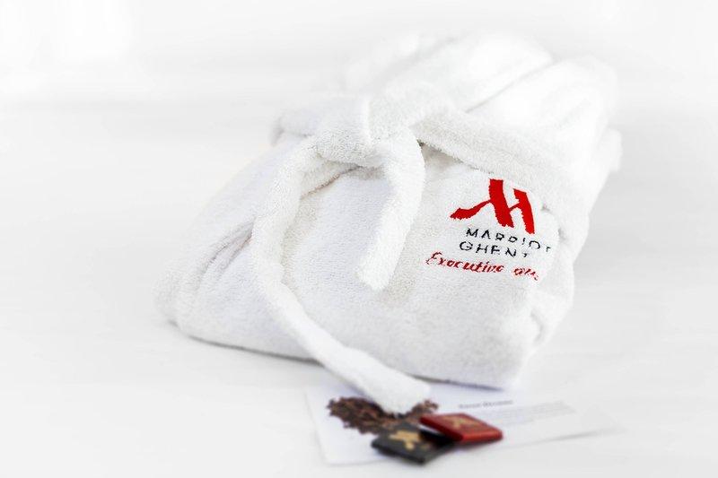 Ghent Marriott Hotel-Executive Guest Room - Amenities<br/>Image from Leonardo