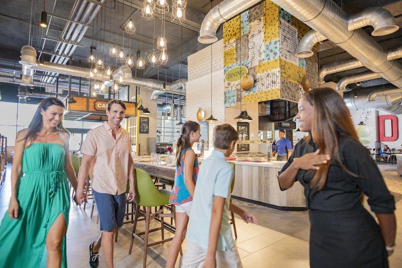 Hyatt Ziva Cap Cana  - Hyatt Ziva Cap Cana Buffet El MercadoBuffet El Mercado <br/>Image from Leonardo