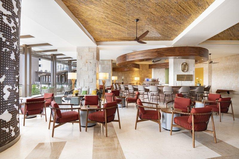 Hyatt Ziva Cap Cana  - Hyatt Ziva Cap Cana Lobby Bar <br/>Image from Leonardo