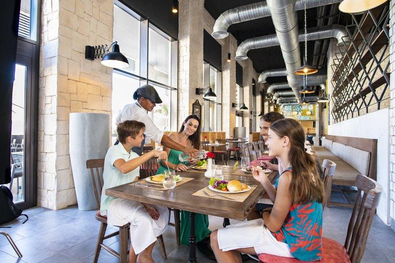 Hyatt Ziva Cap Cana  - Hyatt Ziva Cap Cana Buffet El Mercado Family <br/>Image from Leonardo