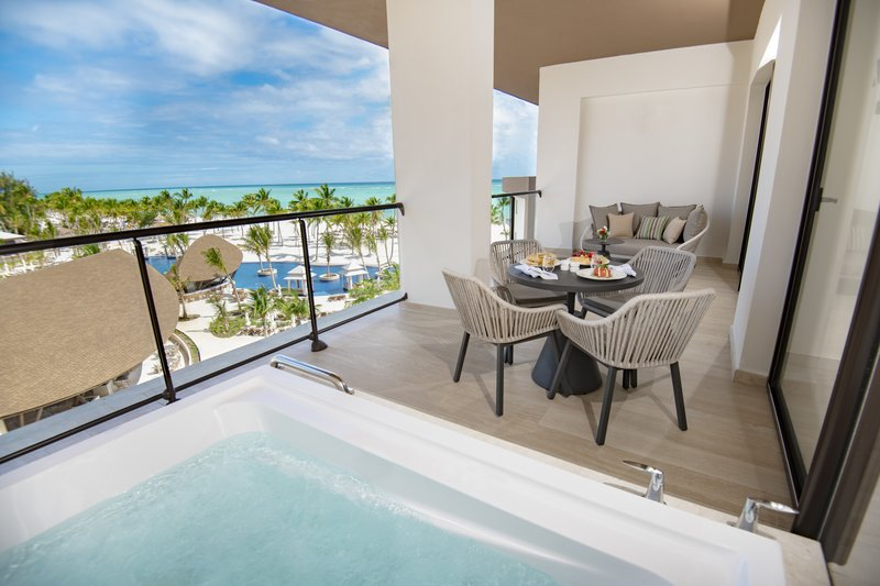 Hyatt Ziva Cap Cana  - Ocean View One Bedroom Master Suite View <br/>Image from Leonardo
