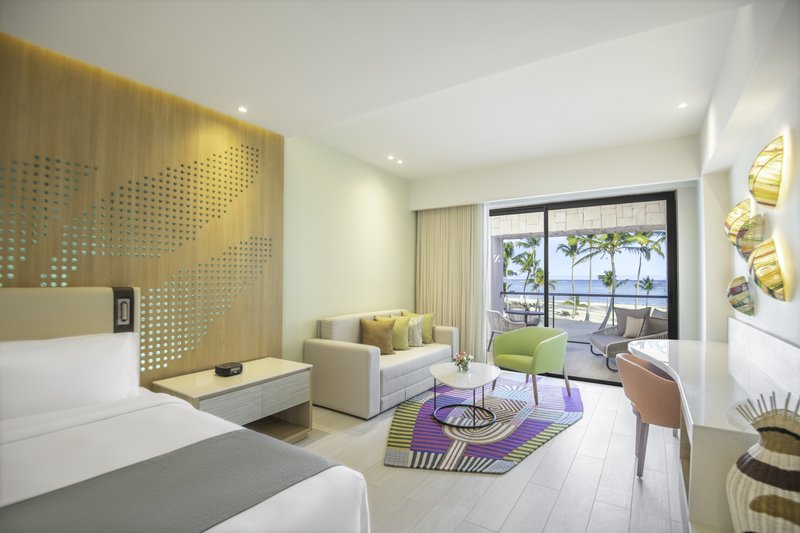 Hyatt Ziva Cap Cana  - Hyatt Ziva Oceanfront Junior Suite King Room <br/>Image from Leonardo