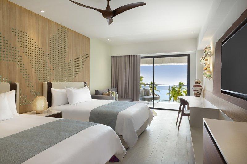 Hyatt Ziva Cap Cana  - Oceanfront Junior Suite Double Room <br/>Image from Leonardo