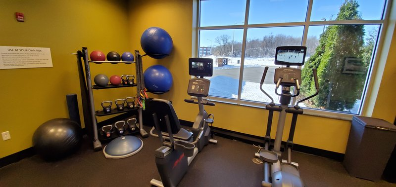 Holiday Inn Eau Claire South I-94-Fitness Center<br/>Image from Leonardo