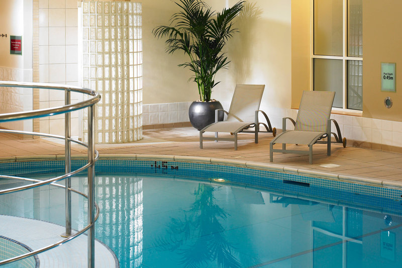 Marriott Portsmouth Hotel-Indoor Pool<br/>Image from Leonardo
