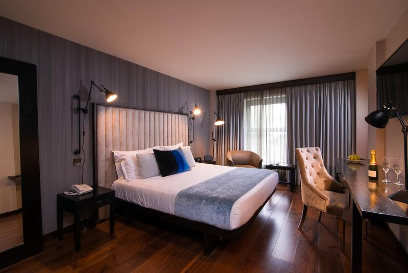 The Twelve Hotel-Luxury Suite<br/>Image from Leonardo