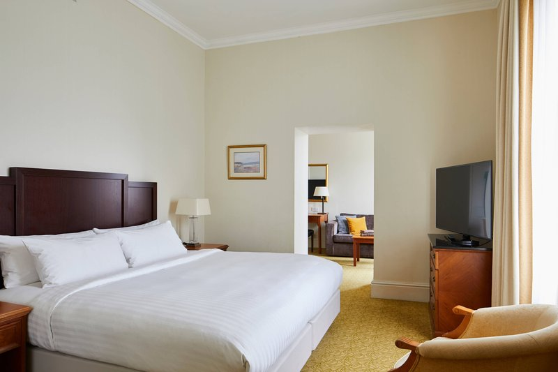 Bournemouth Highcliff Marriott Hotel-King Family Guest Room<br/>Image from Leonardo