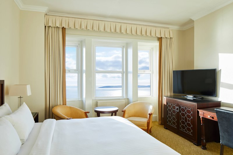 Bournemouth Highcliff Marriott Hotel-King Sea View Superior Guest Room<br/>Image from Leonardo