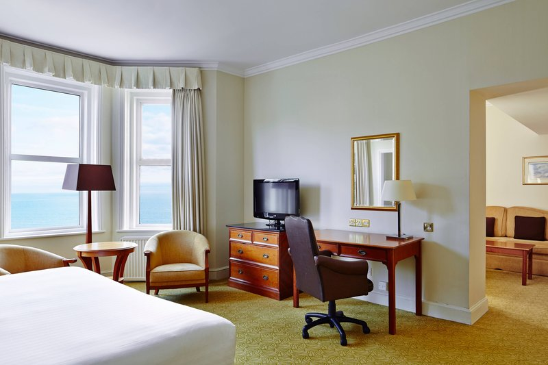 Bournemouth Highcliff Marriott Hotel-Sea View Junior Suite<br/>Image from Leonardo