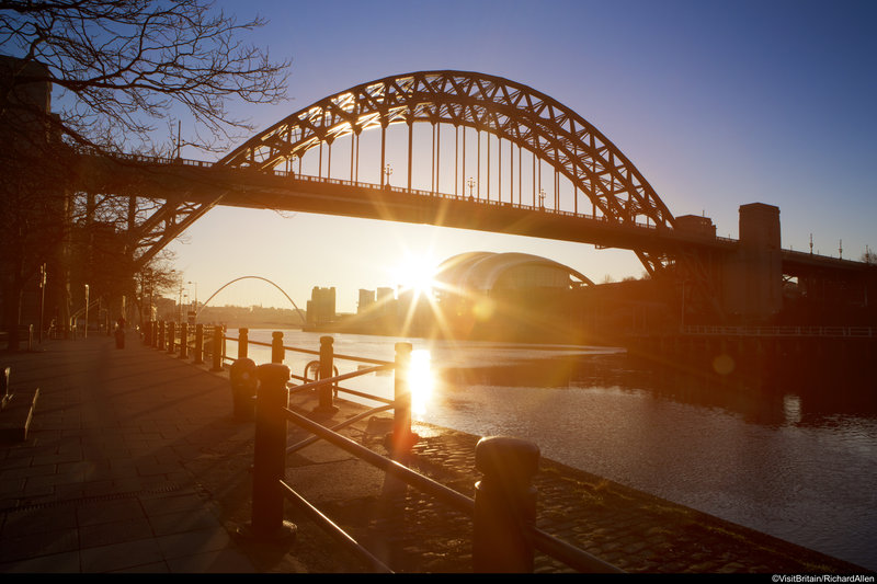 Holiday Inn Express Newcastle-Metro Centre-Our Newcastle hotel is just a 10-minute drive from Tyne Bridge<br/>Image from Leonardo