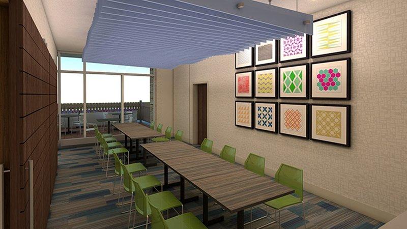 Holiday Inn Express & Suites Rockford-Loves Park-Meeting Room<br/>Image from Leonardo