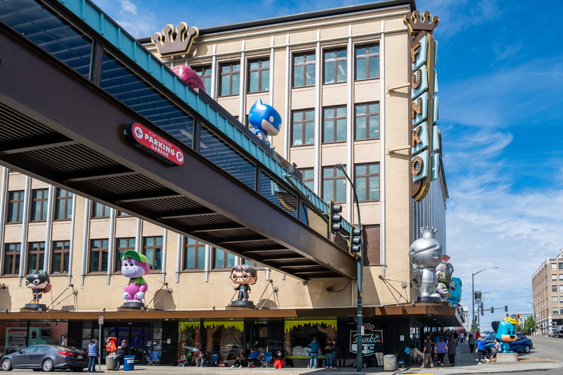 Hotel Indigo Seattle Everett Waterfront-Funko HQ is near Hotel Indigo Seattle Everett Waterfront<br/>Image from Leonardo