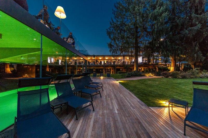 Hotel Du Lac et Du Parc-Patio<br/>Image from Leonardo