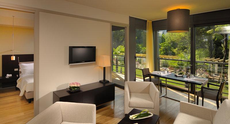 Hotel Du Lac et Du Parc-Murialdo Suites Elite Suite<br/>Image from Leonardo