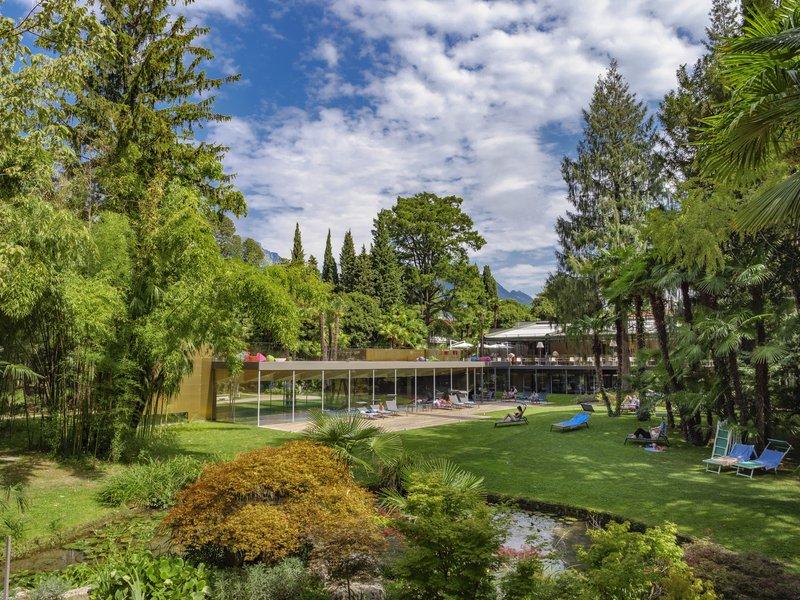 Hotel Du Lac et Du Parc-Park<br/>Image from Leonardo
