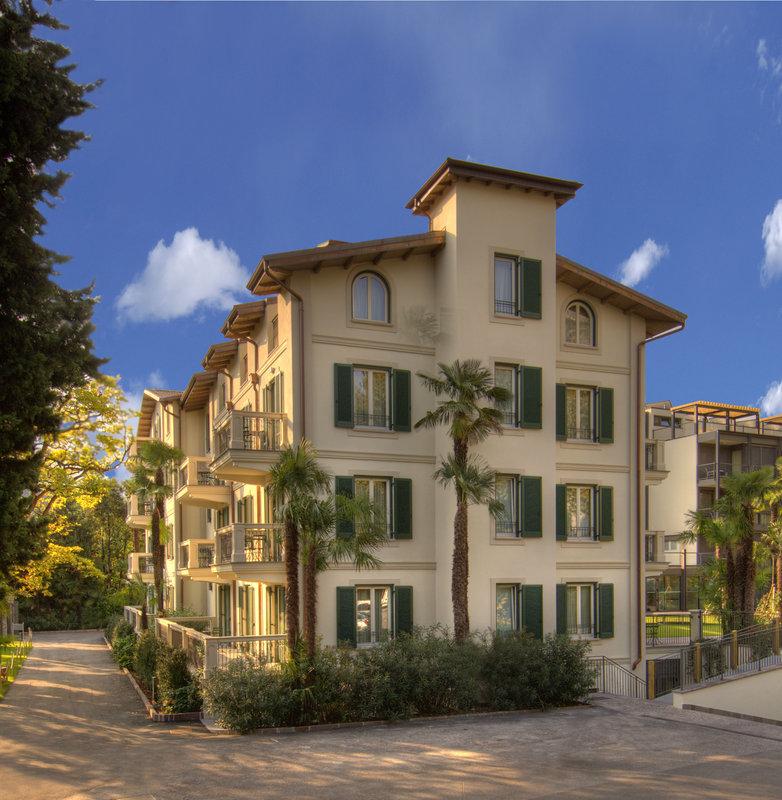 Hotel Du Lac et Du Parc-La Villa Mattino<br/>Image from Leonardo