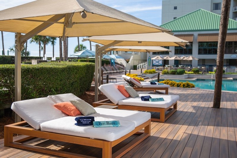 The Westin Hilton Head Island-Poolside Double Lounger<br/>Image from Leonardo