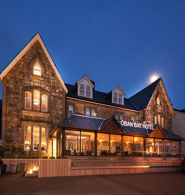 Oban Bay Hotel & Spa-Exterior<br/>Image from Leonardo