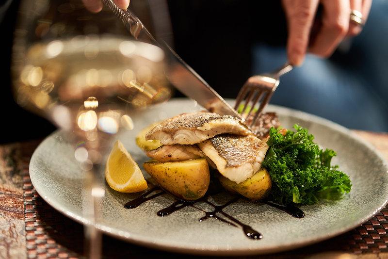 Oban Bay Hotel & Spa-FOOD<br/>Image from Leonardo