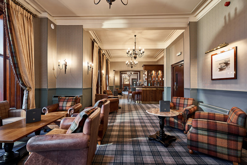 Oban Bay Hotel & Spa-LOUNGE<br/>Image from Leonardo
