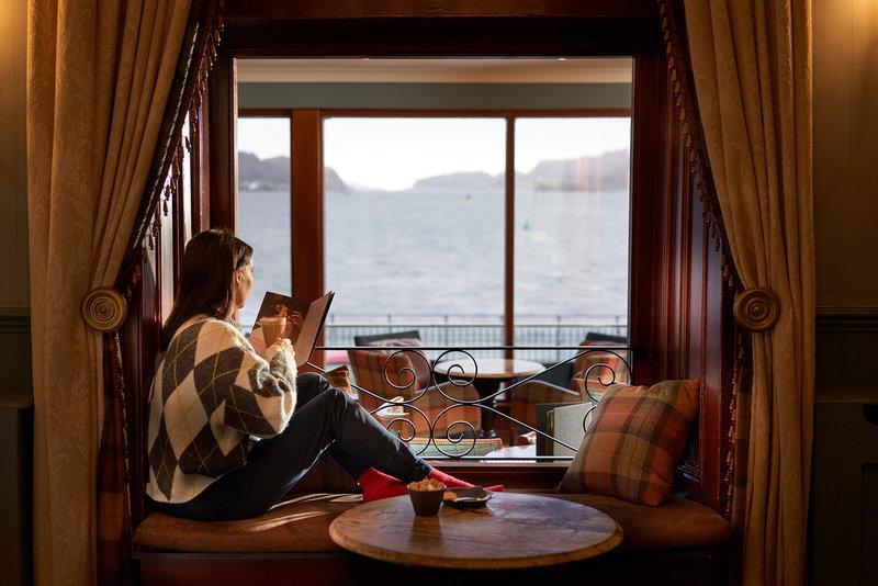 Oban Bay Hotel & Spa-VIEW<br/>Image from Leonardo