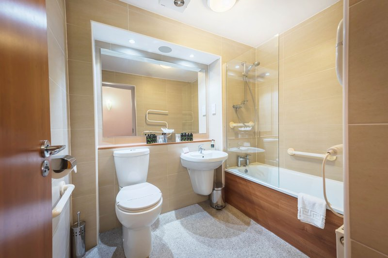 The Knight Residence By Mansley - Guest Bathroom <br/>Image from Leonardo