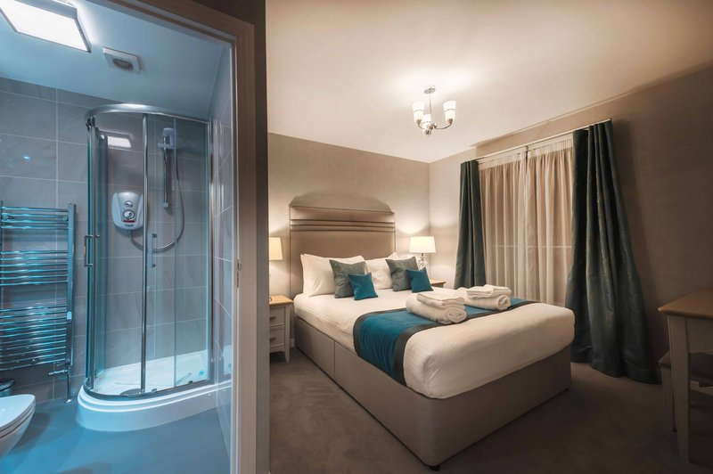 The Knight Residence By Mansley - Apartment bedroom <br/>Image from Leonardo