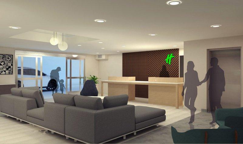 Holiday Inn Hotel & Suites Osoyoos-Hotel Renovation Rendering<br/>Image from Leonardo