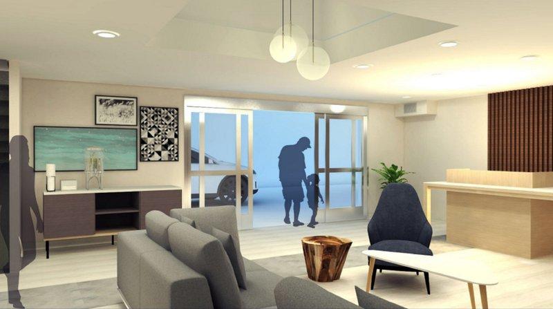 Holiday Inn Hotel & Suites Osoyoos-Hotel Renovation Renderings<br/>Image from Leonardo