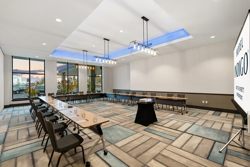 Hotel Indigo Seattle Everett Waterfront-Our event spaces are flexible to suit your meeting needs<br/>Image from Leonardo