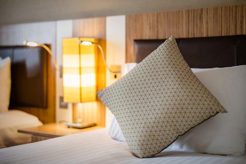 Holiday Inn Stevenage-Single Bed Guest Room<br/>Image from Leonardo