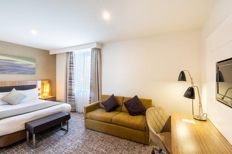 Holiday Inn Stevenage-Sleeper Sofa<br/>Image from Leonardo