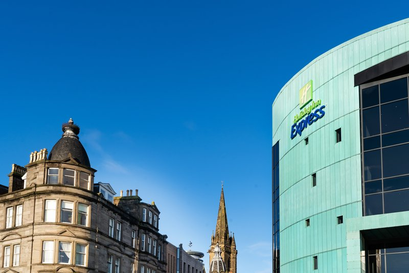 Holiday Inn Express Dundee-Hotel Exterior<br/>Image from Leonardo