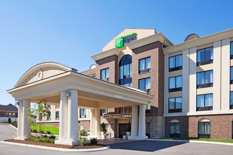 Holiday Inn & Suites Smyrna - Nashville Area-Welcome to the Holiday Inn Express & Suites Smyrna Nashville Area<br/>Image from Leonardo